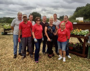 Fujitsu Friends Volunteering Bonanza