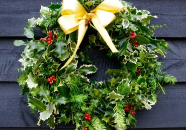 Christmas Wreaths Now Available