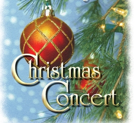 Concert for Christmas – 5th December