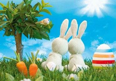 Watch Out For The Easter Bunny!
