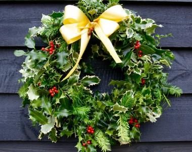 Christmas Wreaths Now Available