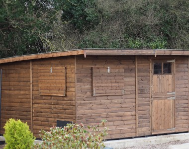 Thank You For Our New Cabin